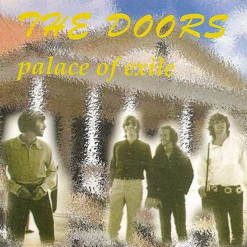 THE DOORS CD Palace Of Exile