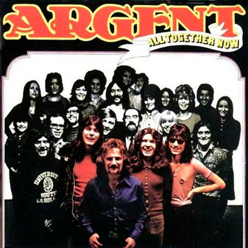 ARGENT CD All Together Now + Bonus Track