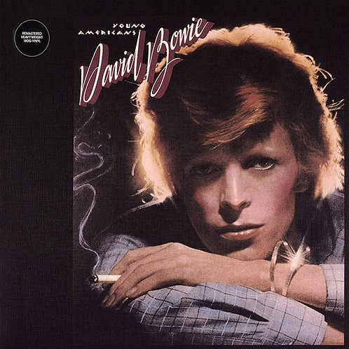 DAVID BOWIE LP Young Americans (Remastered)