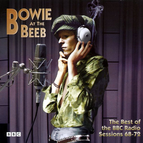 DAVID BOWIE 2XCD Bowie At The Beeb (The Best Of The BBC Radio Sessions 68-72)