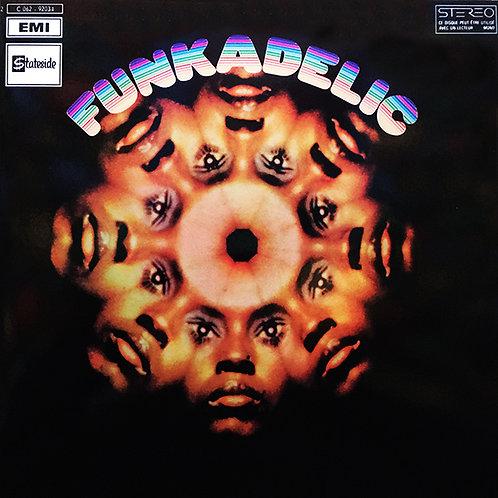 FUNKADELIC LP Funkadelic