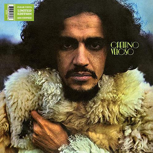 CAETANO VELOSO LP A Little More Blue (Clear Coloured Vinyl)