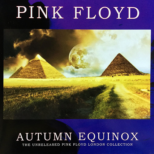 PINK FLOYD 2xLP Autumn Equinox (The Unreleased Pink Floyd London Collection)