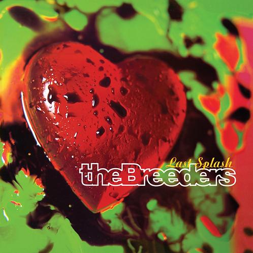 THE BREEDERS LP Last Splash