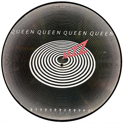 QUEEN LP Jazz (Picture Disc)