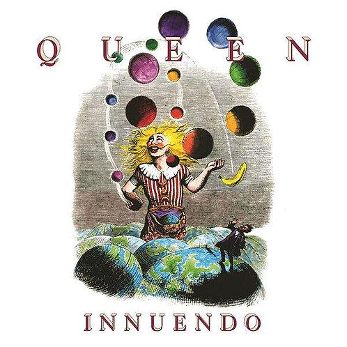 QUEEN LP Innuendo (Green Coloured Vinyl)