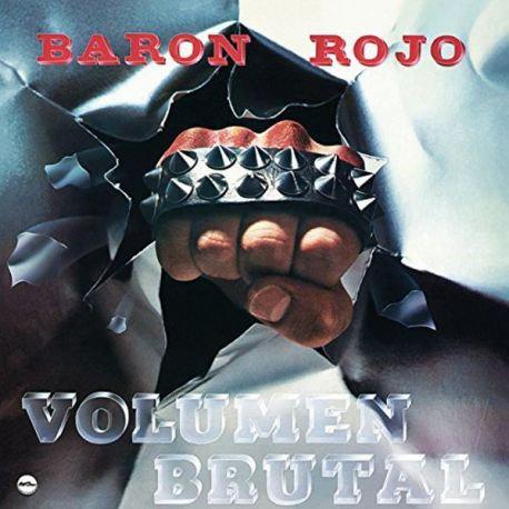 BARON ROJO LP Volumen Brutal (Chapa Discos)