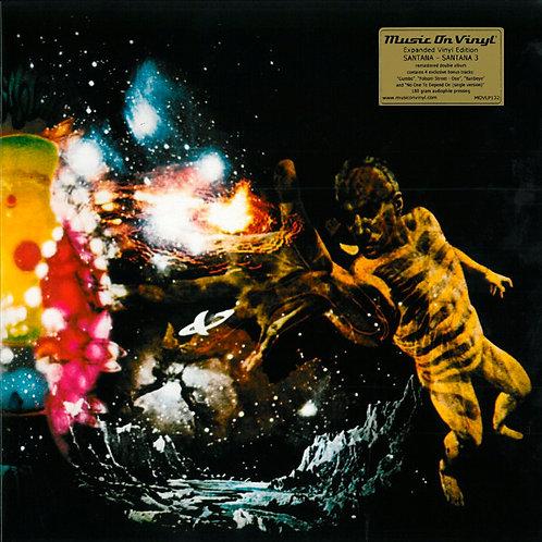 SANTANA 2xLP Santana 3 (180 gram audiophile vinyl + Bonus Tracks)