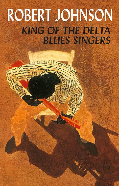 ROBERT JOHNSON CASSETTE King Of The Delta Blues Singers