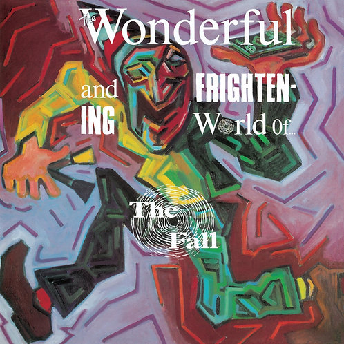 THE FALL LP The Wonderful And Frightening World