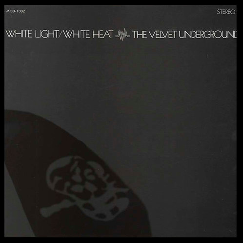 VELVET UNDERGROUND LP White Light / White Heat (Purple Coloured Vinyl)