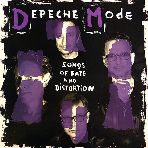 DEPECHE MODE LP Songs Of Fate And Distortion (Rare Remixes)