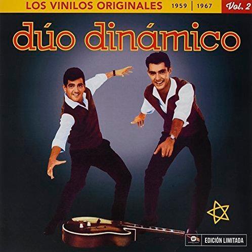 DUO DINAMICO LP+CD Los Vinilos Originales 1959-1967 Vol. 2