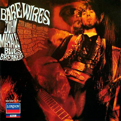 JOHN MAYALL BLUES BREAKERS CD Bare Wires