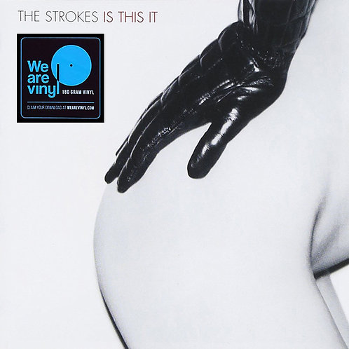 STROKES LP Is This It