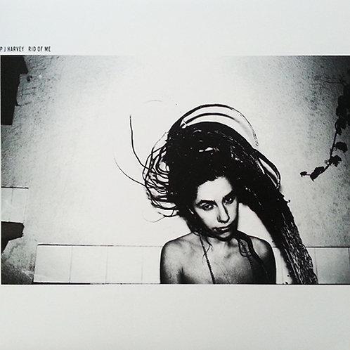 PJ HARVEY LP Rid Of Me (With Printed Inner Sleeve)