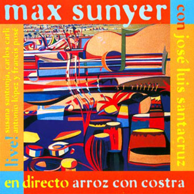 MAX SUNYER CD Arroz Con Costra