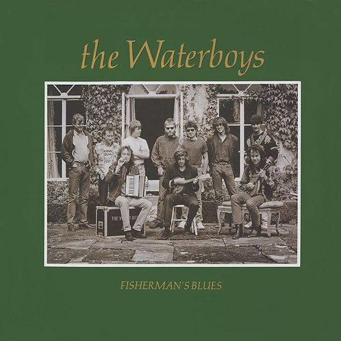 THE WATERBOYS LP Fisherman's Blues