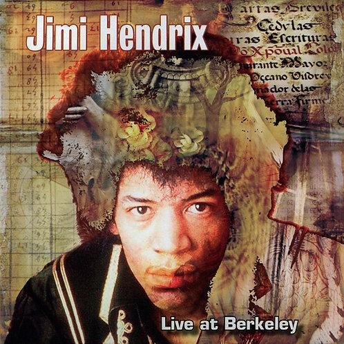 JIMI HENDRIX CD Live At Berkeley (Digipack)