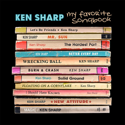 KEN SHARP LP My Favorite Songbook
