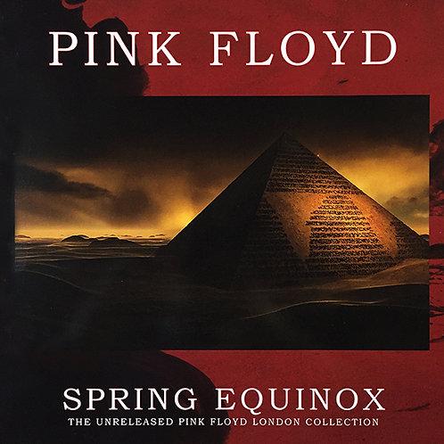 PINK FLOYD 2xLP Spring Equinox (The Unreleased Pink Floyd London Collec