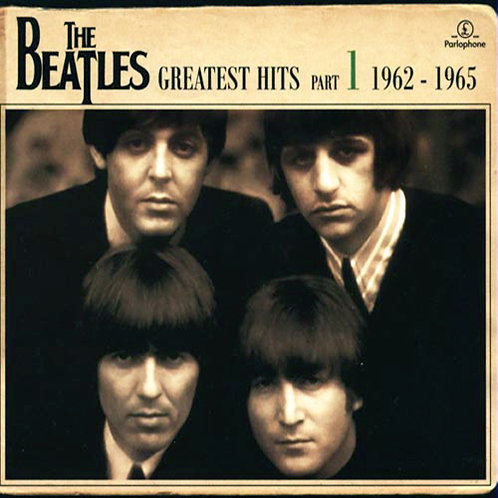 BEATLES 2xCD Greatest Hits Part 1 (1962-1965)