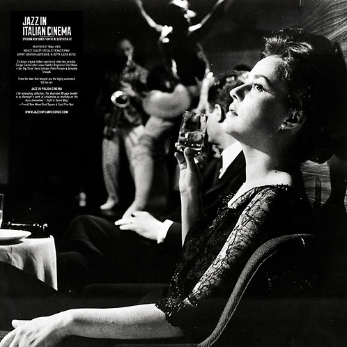 VARIOS LP Jazz In Italian Cinema (Spreading New Sounds From The Big Screen)