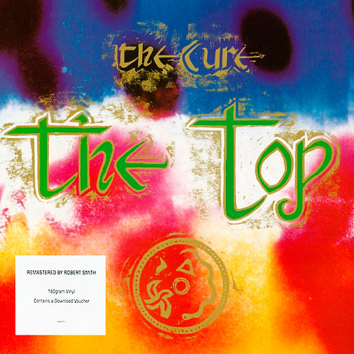 THE CURE LP The Top (Remastered by Robert Smith)