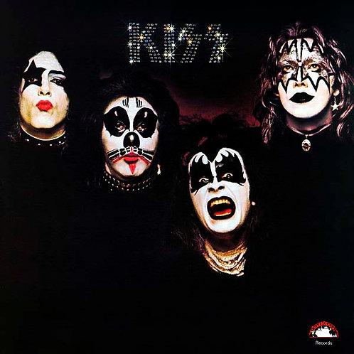 KISS LP Kiss (Red Coloured Vinyl)