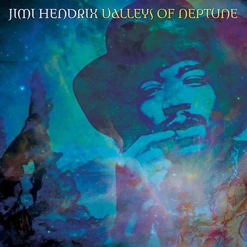 JIMI HENDRIX CD Valleys Of Neptune
