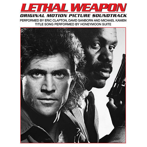 VARIOUS LP Lethal Weapon Soundtrack (RSD Drops October 2020)
