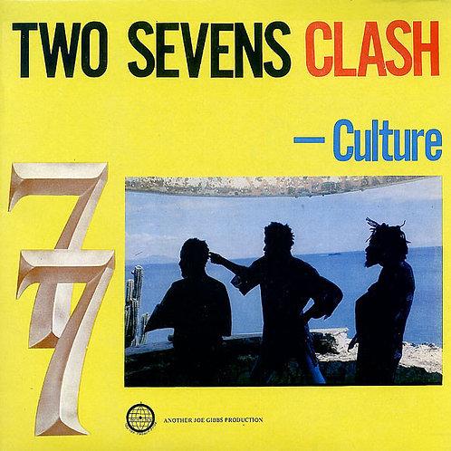 CULTURE LP Two Sevens Clash