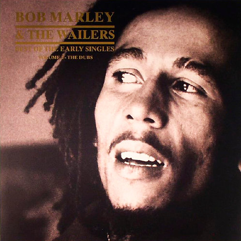 BOB MARLEY 2xLP Best Of The Early Singles Vol 2