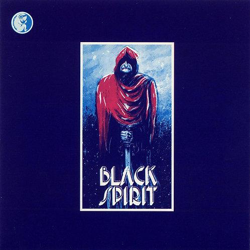 BLACK SPIRIT LP Black Spirit (Italian Heavy Prog) Gatefold Cover