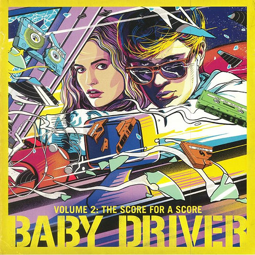 VARIOS LP Baby Driver Volume 2: The Score For A Score