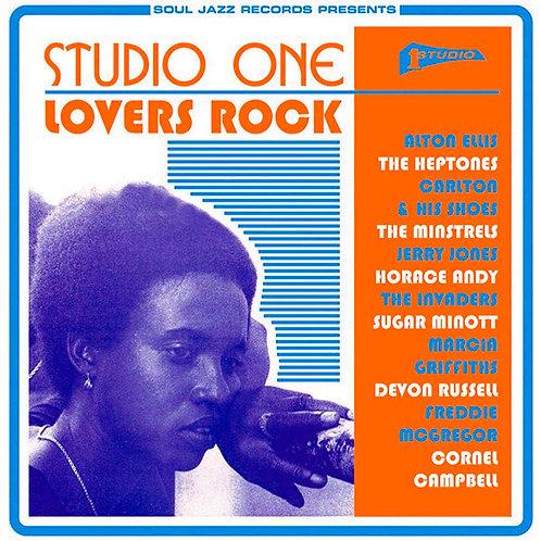 VARIOUS 2xLP Studio One Lovers Rock