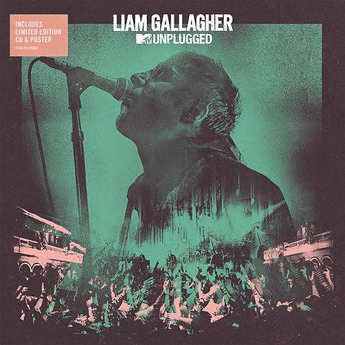 LIAM GALLAGHER CD MTV Unplugged