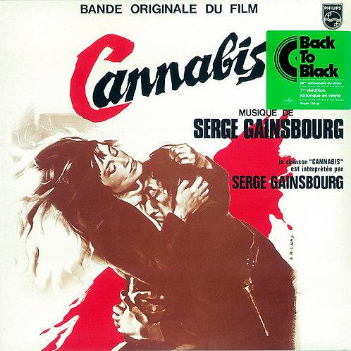 "SERGE GAINSBOURG LP Bande Originale Du Film ""Cannabis"""