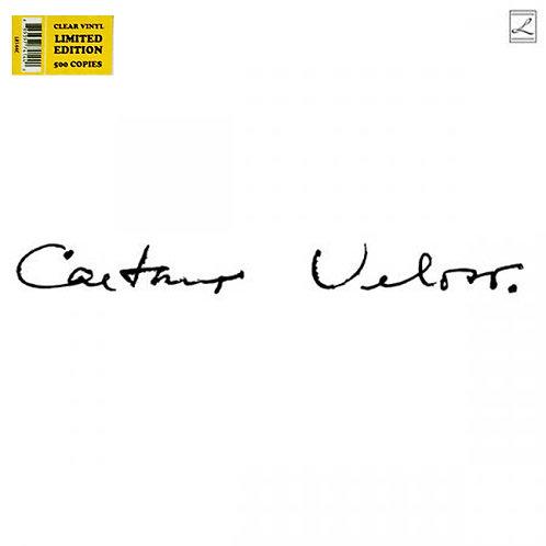 CAETANO VELOSO LP Caetano Veloso (Clear Coloured Vinyl)