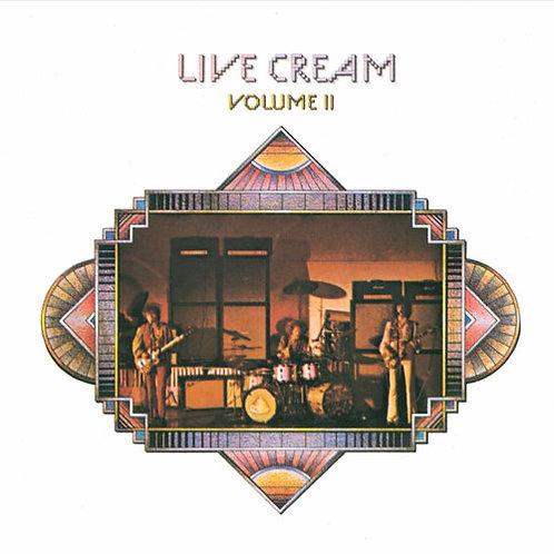 CREAM LP Live Cream Volume II