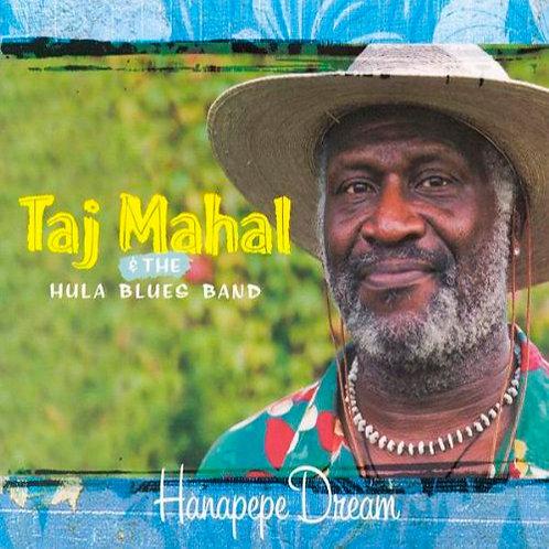 TAJ MAHAL & THE HULA BLUES BAND CD Hanapepe Dream