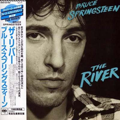BRUCE SPRINGSTEEN 2xCD The River (Japan)