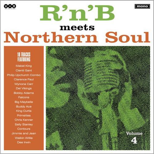 VARIOS LP R'n'B Meets Northern Soul Volume 4