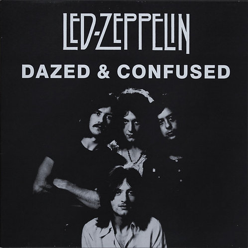 LED ZEPPELIN LP Dazed & Confused (Blue Coloured Vinyl)