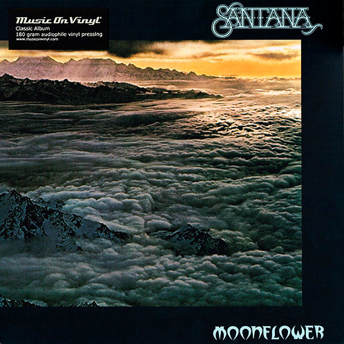 SANTANA 2xLP Moonflower (180 gram audiophile vinyl)