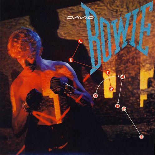 DAVID BOWIE CD Let's Dance (Vinyl Replica)