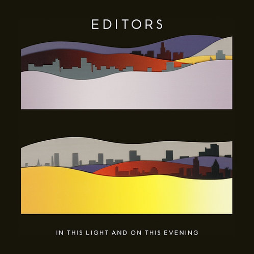 EDITORS LP In This Light And On This Evening
