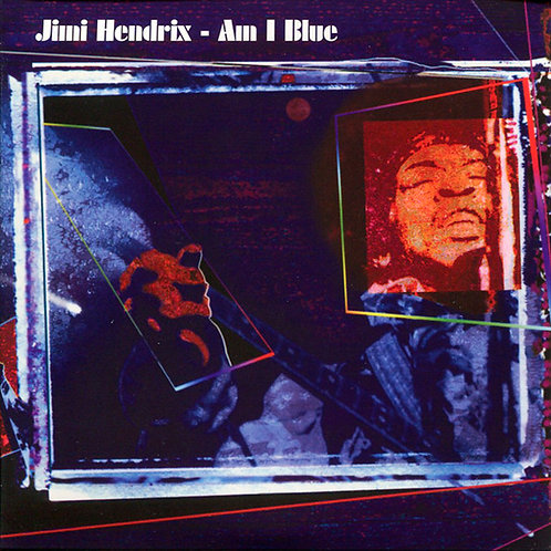 JIMI HENDRIX 2xCD Am I Blue (Limited Numbered Edition)