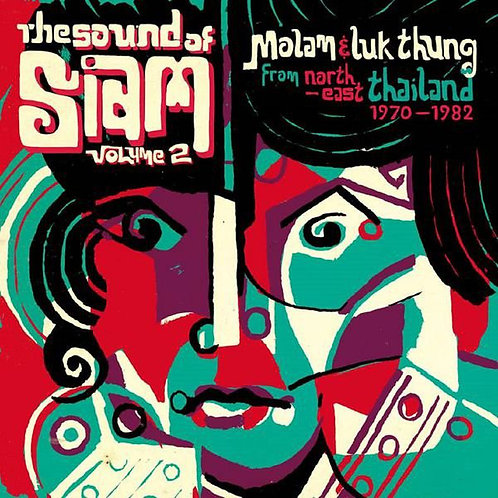 VARIOS CD The Sound Of Siam Volume 2: Molam & Luk Thung Isan From North-East