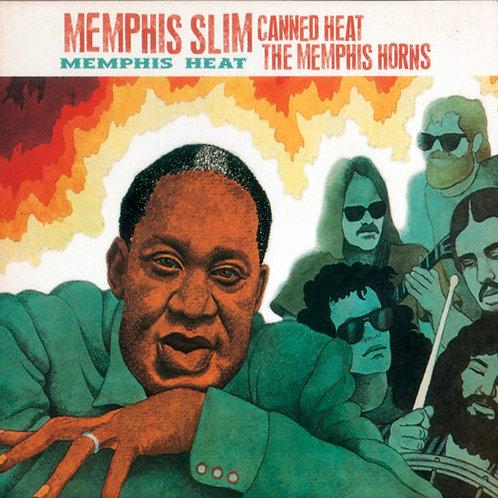 MEMPHIS SLIM & CANNED HEAT CD Memphis Heat